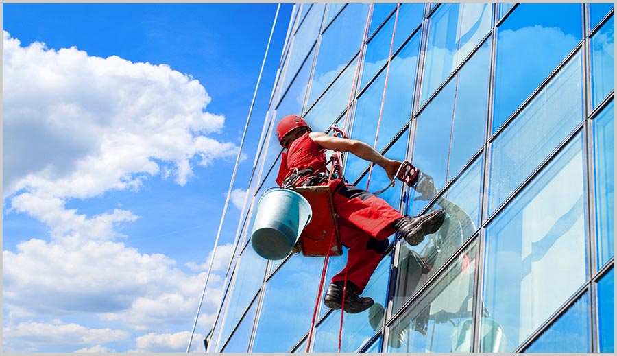 Window Cleaning Services Company in Karachi - Saaf.Pk
